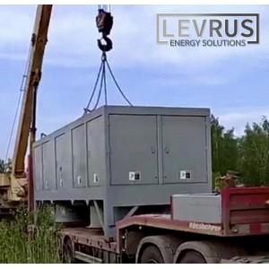 Сдаем в аренду высоковольтный нагрузочный комплекс AVTRON 12 МВт 10,5 кВ