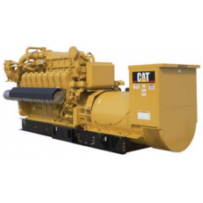 Caterpillar G3516C 1600 кВт