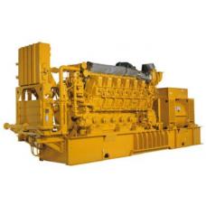 Caterpillar G3612 2900 кВт