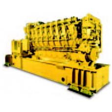Caterpillar G3616 3859 кВт
