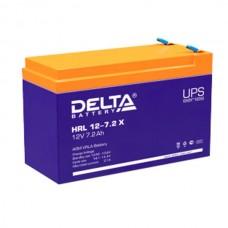 Delta HRL 12-7.2 X
