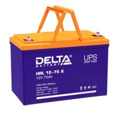 Delta HRL 12-75 X