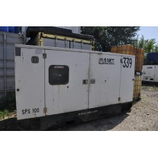 ДЭС 105 кВт SAKR SPS100 2007 г.в