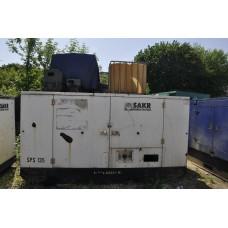 ДЭС 95 кВт SAKR SPS135 2007 г.в