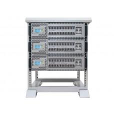 Комплект стабилизаторов IS5000RT в стойке (15 кВА)